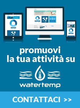 WaterTemp | Promuovi la tua attività