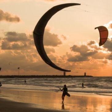 Dove fare kitesurf in Italia?